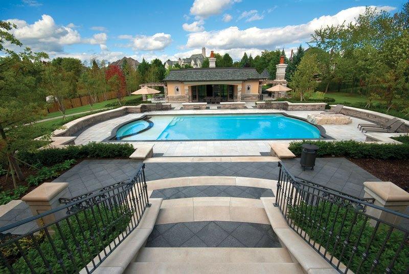 Grecian Pool Construction Contractor