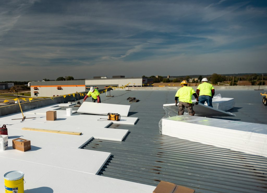 commercial roofing contractor los angeles