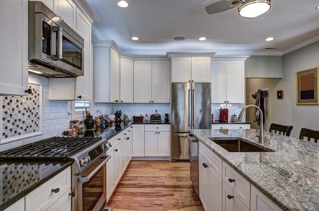 kitchen remodel contractor in LA