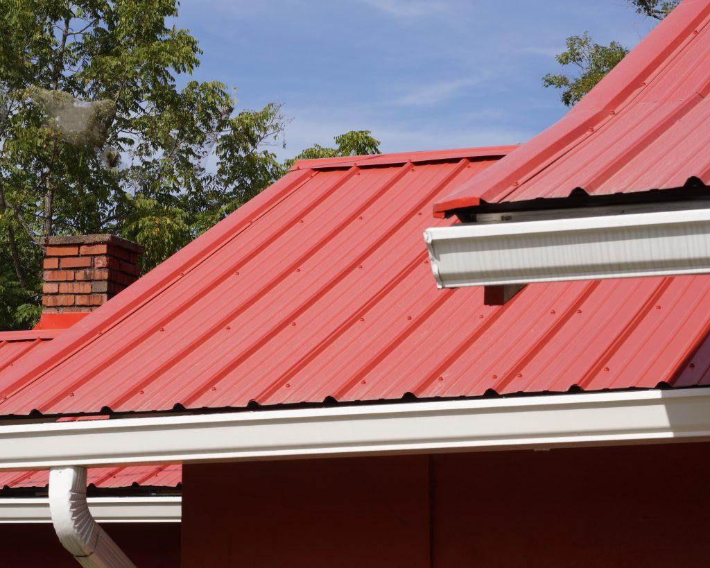 roof contractor - metal roof